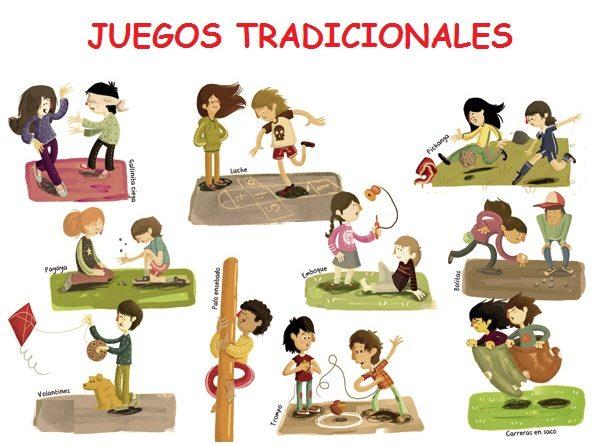 20 Juegos Tradicionales Populares Para Ninos